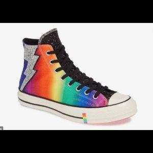 Converse chuck taylor 70 pride high tops